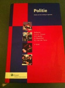 Politie. Studies over haar werking en organisatie.